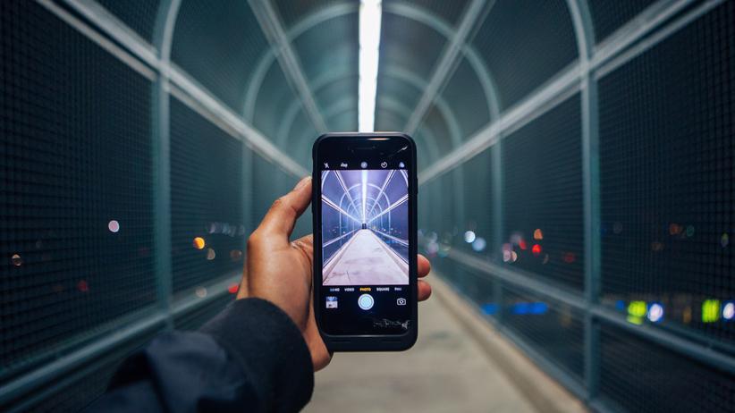 Smartphone-Abhängigkeit: Bin ich süchtig nach meinem Smartphone?