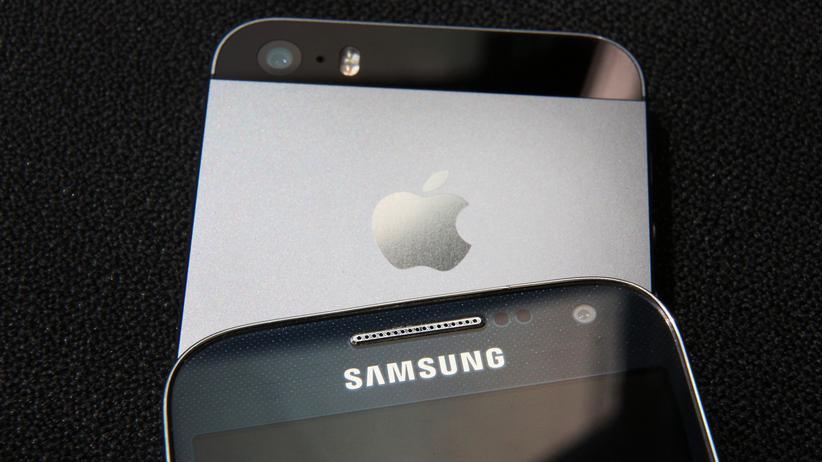 Patentstreit: Samsung muss Apple 539 Millionen Dollar zahlen