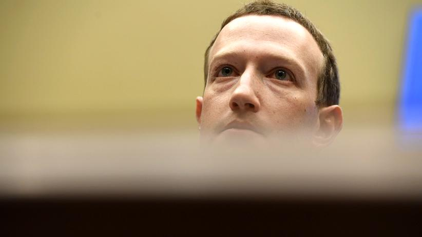 Datenskandal: Live: Mark Zuckerberg im EU-Parlament