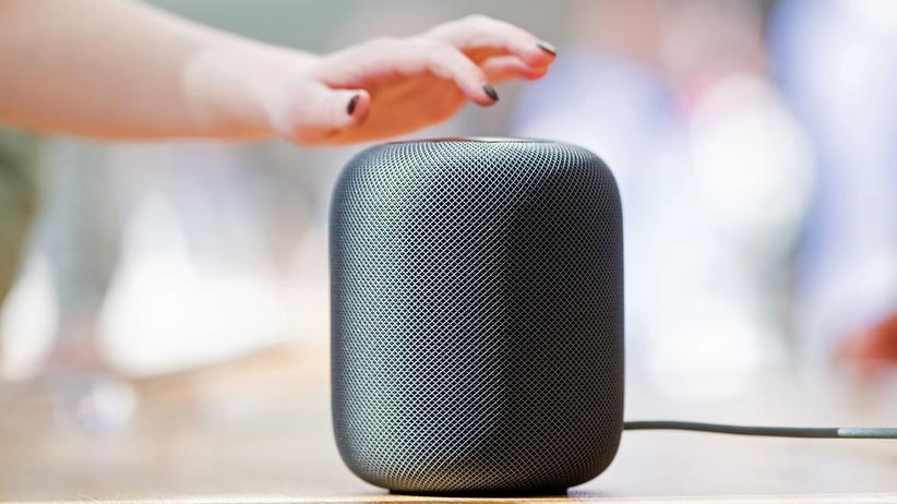 Apple HomePod: Klingt toll, redet Quatsch