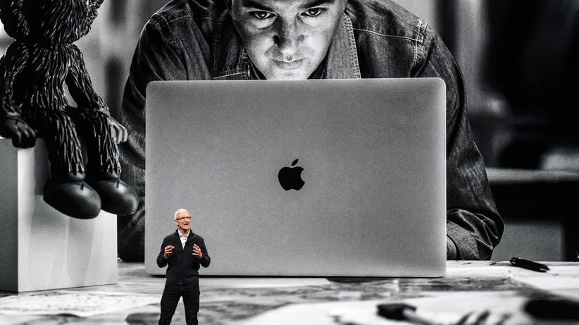 Keynote in New York: Apple stellt neues MacBook Air vor