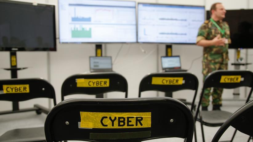 Cyberwar: Cyberwarübung der Nato