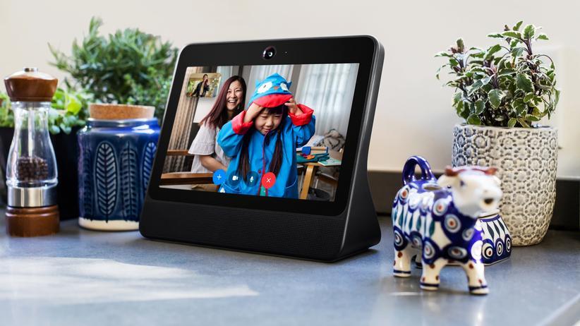 Portal und Portal+: Facebook präsentiert eigene Videotelefonie-Technik