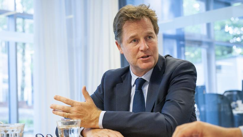 Nick Clegg: Früherer britischer Vizepremier wechselt zu Facebook