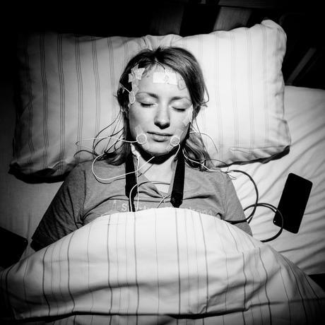 Schlaftracker: Eine voll überwachte Nacht