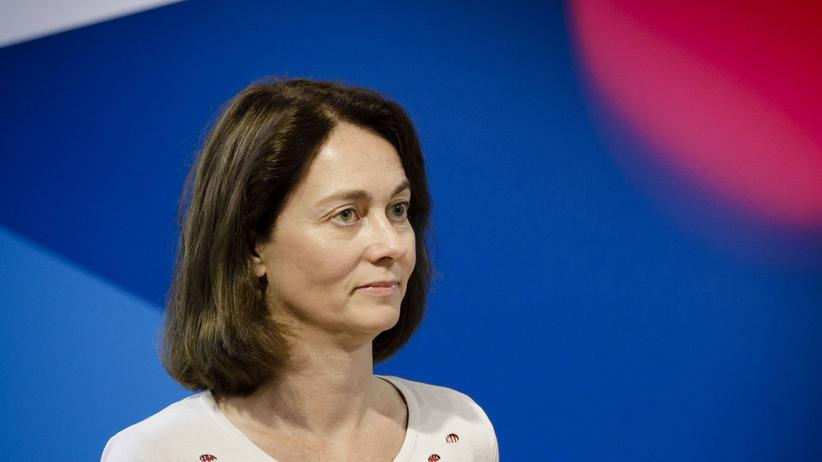 Privacy: Katarina Barley is German Minister of Justice and Consumer Protection.