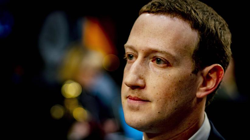 Social Media: Mark Zuckerberg, Co-Founder and CEO of Facebook