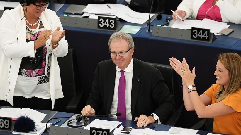 EU-Urheberrechtsreform: Das Urheberrecht frei nach Axel Voss