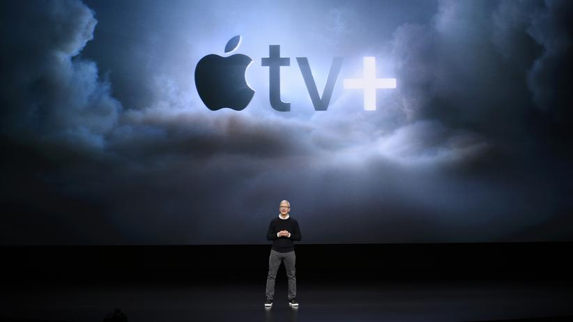 Apple TV+: Apple stellt neuen Streamingdienst vor