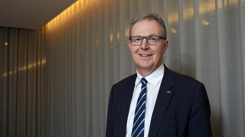 Alex Voss: EU-Parlamentarier Axel Voss (CDU)