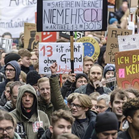 EU-Urheberrecht: Geht das Internet jetzt kaputt?