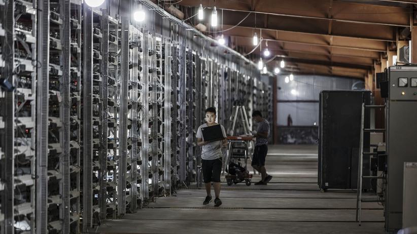 China: Zerstören die Chinesen die Cyberwährung?