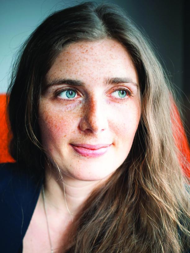 Portrait-Foto Alex Rosenblat
