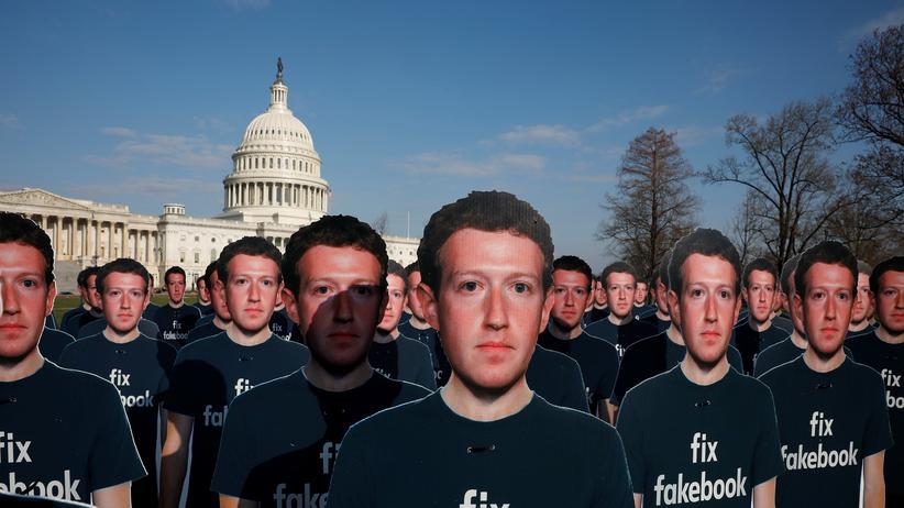 Chris Hughes: Facebook-Mitgründer fordert Zerschlagung
