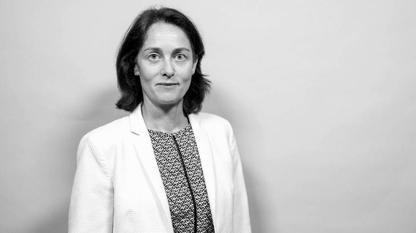 Katarina Barley ist Bundesjustizministerin und Spitzenkandidatin der SPD für die Europawahl.