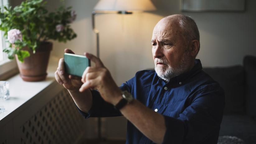 Bertelsmann-Studie: Ältere Menschen fühlen sich online unsicher