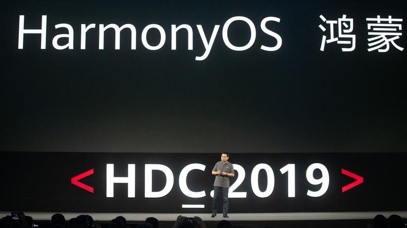 Smartphones: Huawei stellt eigenes Betriebssystem vor