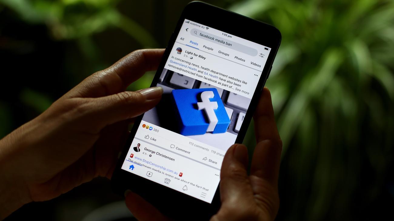 Facebook Schließen