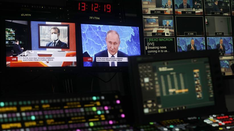 RT Deutsch: Russisches Sendungsbewusstsein