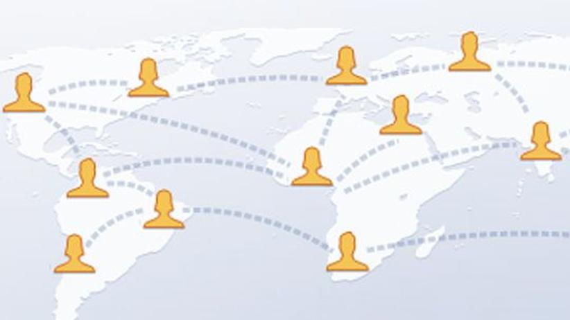 Facebook: Gegen Freunde ist man machtlos