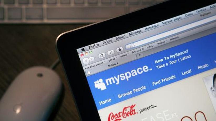 Soziale Netzwerke: Myspace für 35 Millionen Dollar verkauft
