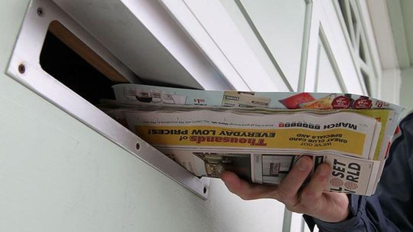 Verbraucherschutz: Datenbrief wird ernsthaft beraten