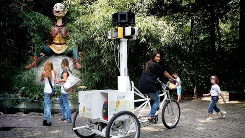 Google Street View: Ein Gesetz, extra für Google