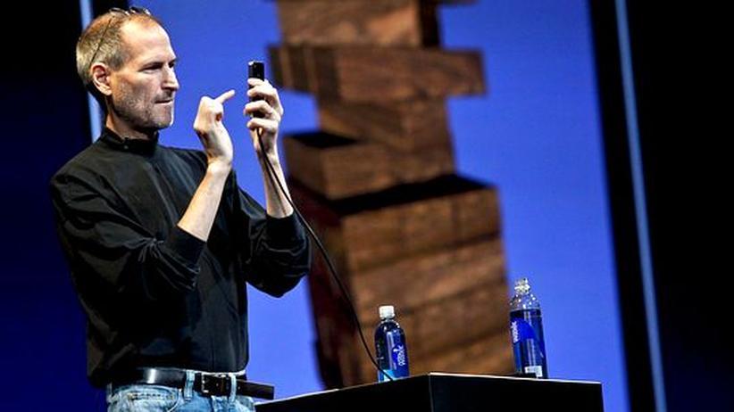 GPS-Daten: Apple weiß, wo Du bist
