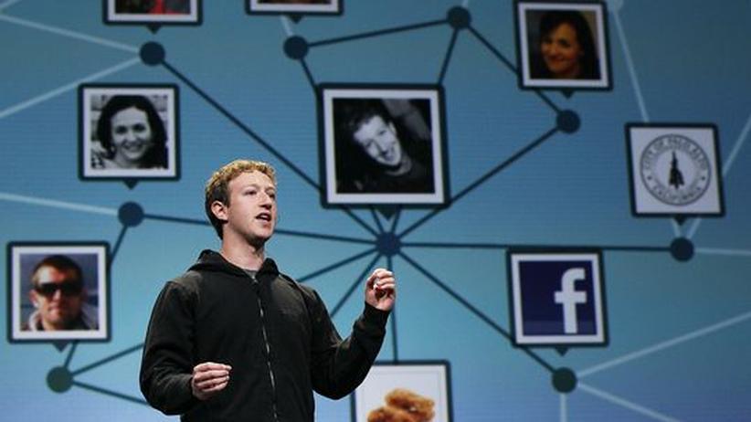 Nutzerdaten: Facebook droht Bußgeld wegen Datenhungers