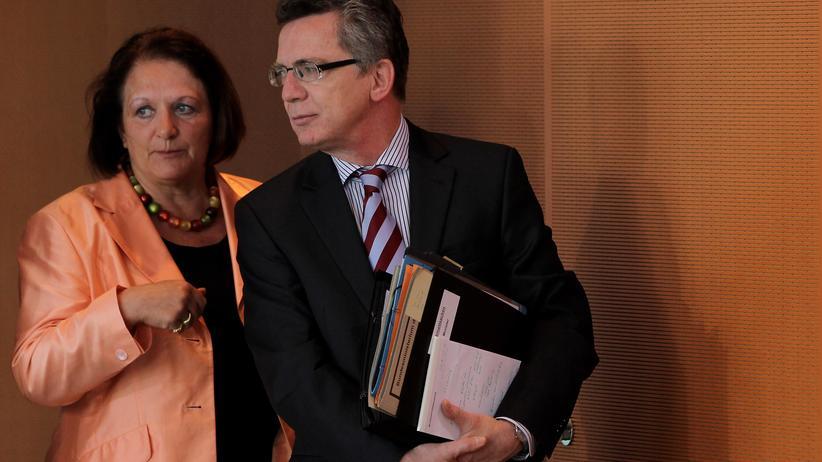 Datenschutz: Ein Spickzettel für Innenminister de Maizière