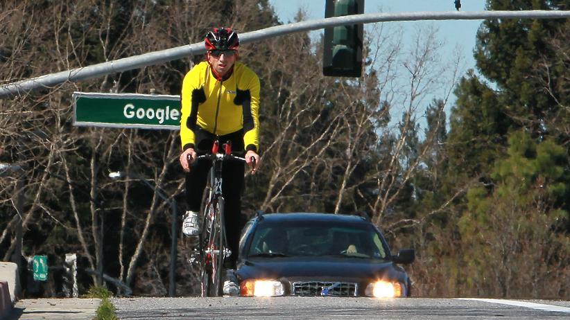 Online-Werbung: Warum Google so hartnäckig Straßen filmt