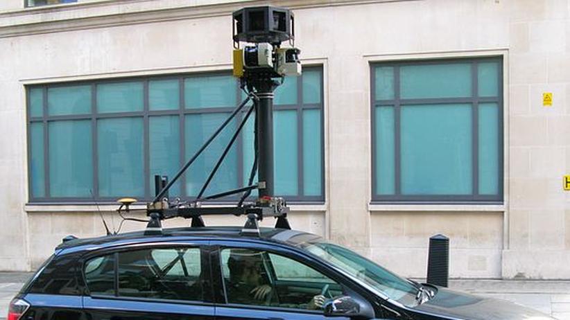 Datenschutz: Die Kritik an Google Street View nimmt zu