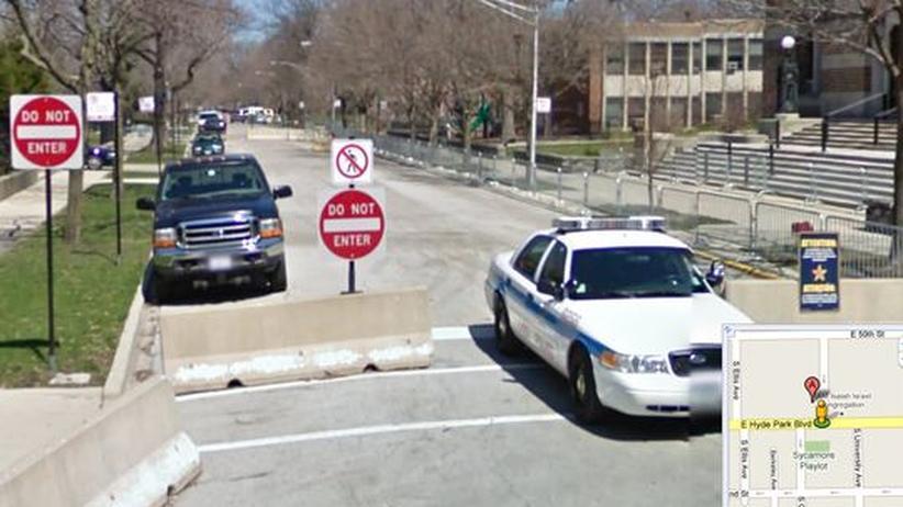 """Google Street View: """"Wir müssen den öffentlichen Raum im Netz verteidigen"""""""