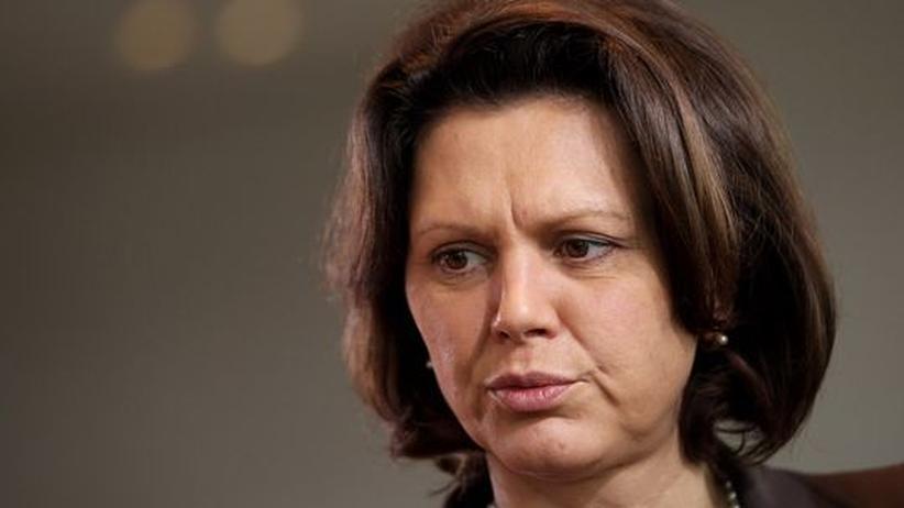Ilse Aigner, Ministerin für Ernährung, Landwirtschaft und Verbraucherschutz