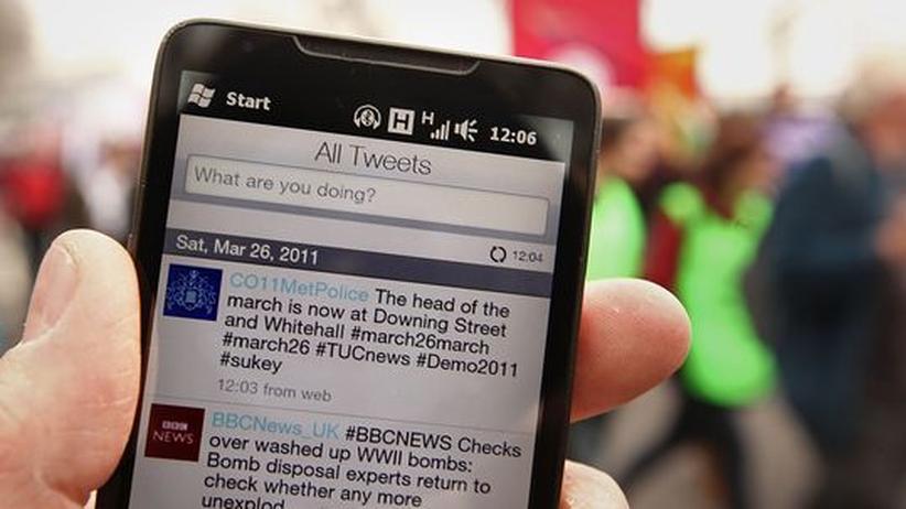 Microblogging: Daten sind Twitters Geschäftsmodell