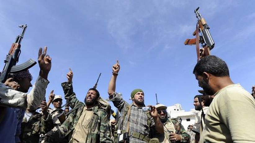 Libyen: Widersprüchliche Versionen von Gadhafis Tod