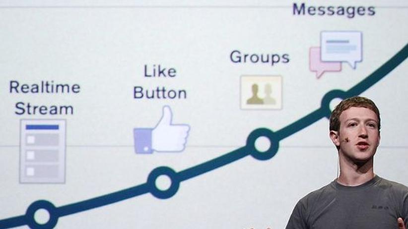 Datenschutz: Facebook ist der Täter