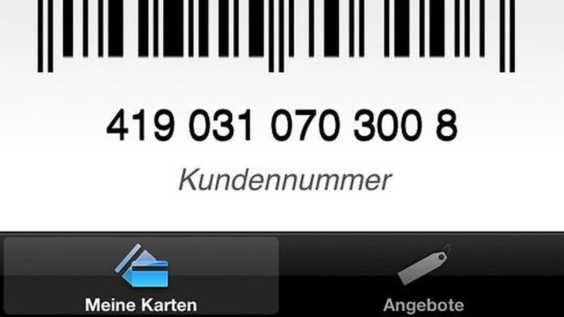 App Stocard: Das Handy als Kundenkarten-Manager