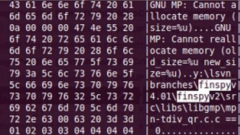 Software Spionage Überwachung FinFisher