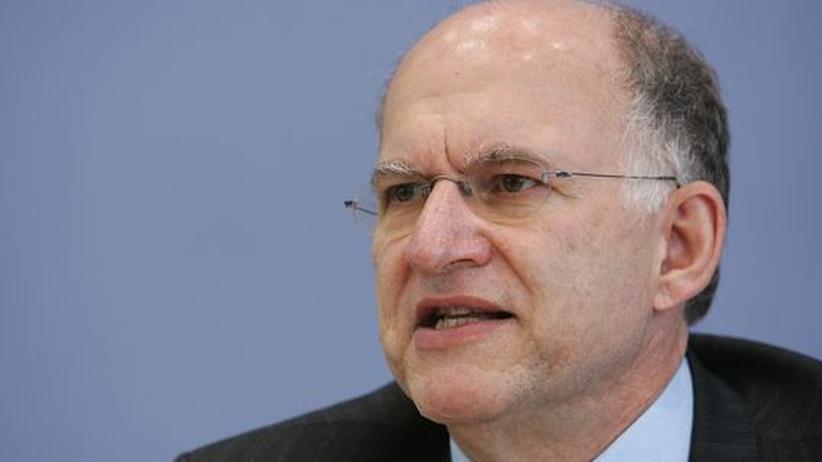Peter Schaar, der Bundesbeauftragte für Datenschutz