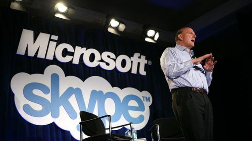 Überwachung: Aktivisten verlangen Transparenz von Skype