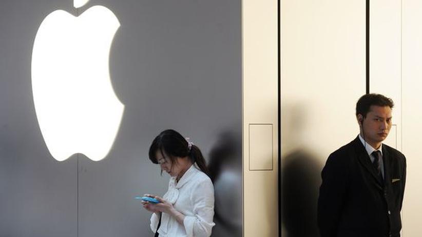 Videoüberwachung: Apple will alles sehen