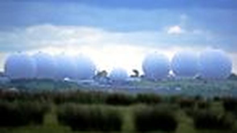 Prism und Tempora: GCHQ-Anlage im Südwesten Englands, wo die transatlantischen Glasfaserkabel enden.