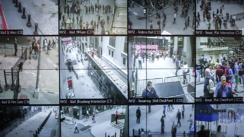 Überwachung mit dem Domain Awareness System der New Yorker Polizei