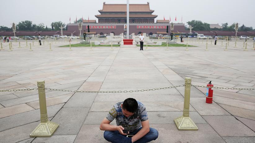 Internet: Wie China die sozialen Netzwerke auswertet