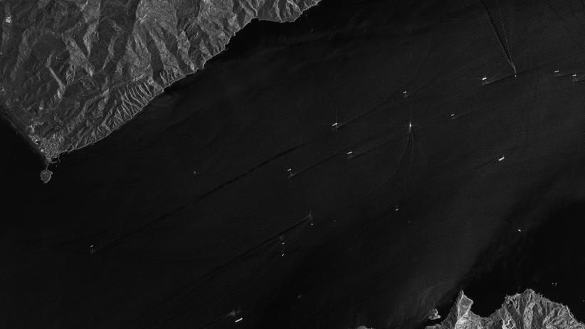 Frontex und Eurosur: Umweltsatelliten der Esa helfen bei Jagd auf Flüchtlinge