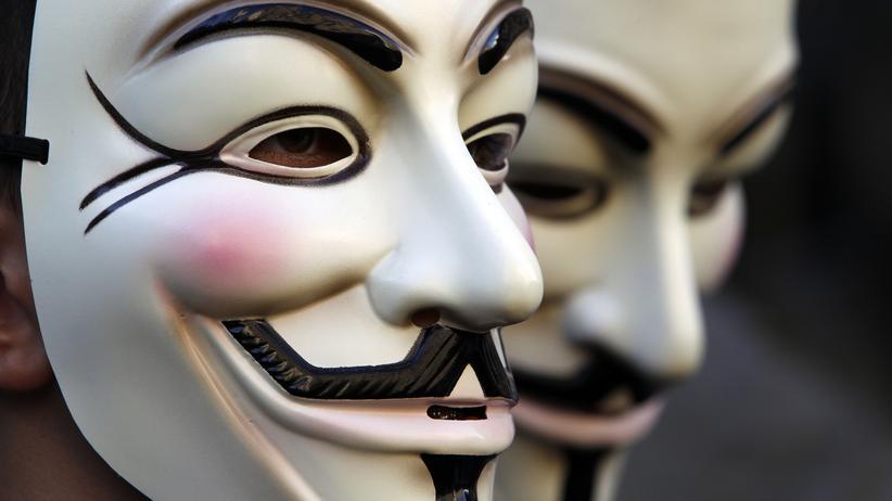 Überwachung: Geheimdienst bekämpfte Anonymous mit DDoS-Attacke