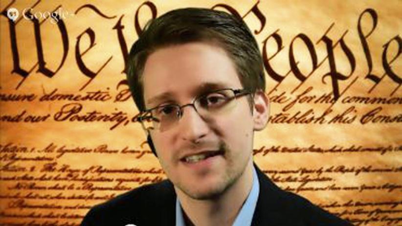 NSA-Affäre: Edward Snowden