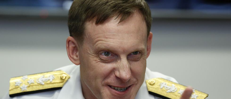 NSA-Direktor Michael Rogers