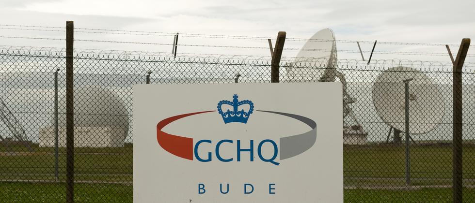 GCHQ in Bude